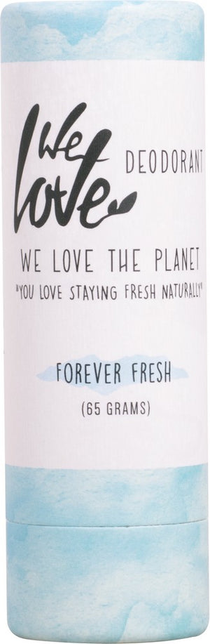 We Love Deodorant Forever Fresh 65g