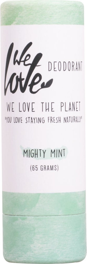We Love Deodorant Mighty Mint 65g