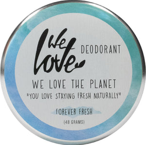We Love Deodorant Forever Fresh 48g