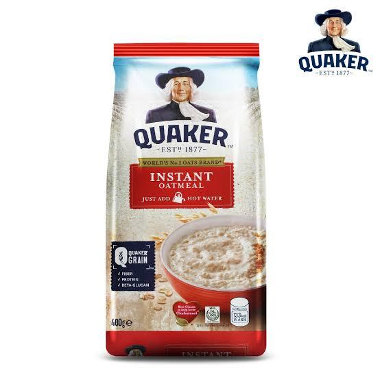 Quaker Instant Oats 400g - BUY 1 TAKE 1