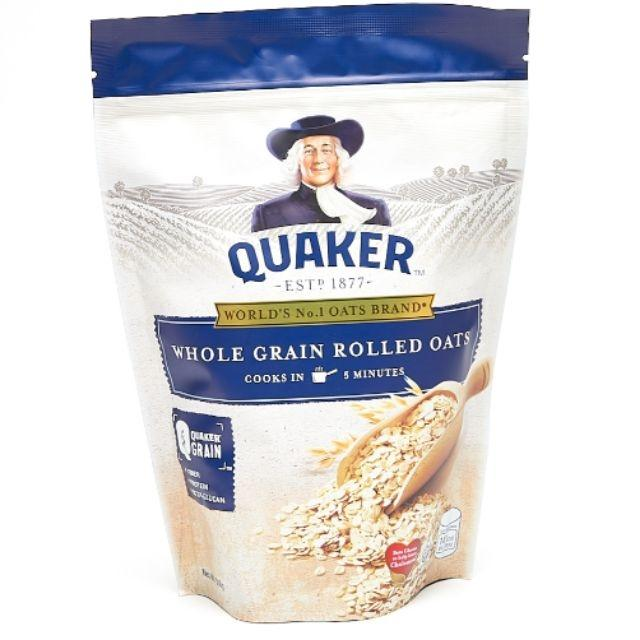 Quaker Rolled Oats 500g