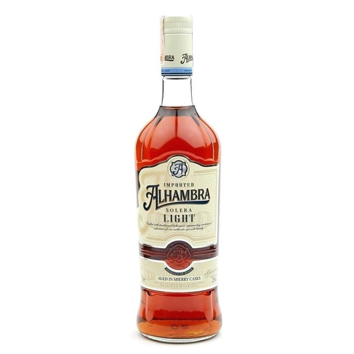 Alhambra Light Brandy Solera 1L