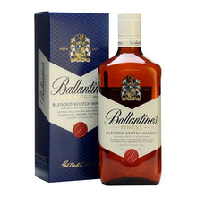 Load image into Gallery viewer, Ballantine's Finest Blended Scotch Whisky 750ml