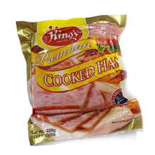 Load image into Gallery viewer, King's Square Cooked Ham 200g
