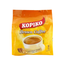 Load image into Gallery viewer, Kopiko Brown 27.5g x 10 sachets