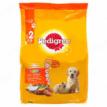 Load image into Gallery viewer, Pedigree Puppy Dry Dog Food Chicken, Egg & Milk (1.5kg)