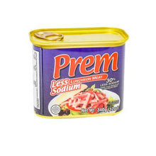 Load image into Gallery viewer, PREM Luncheon Meat 30% Less Sodium 340g