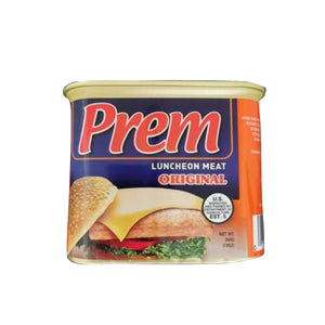 PREM Luncheon Meat Original 340g