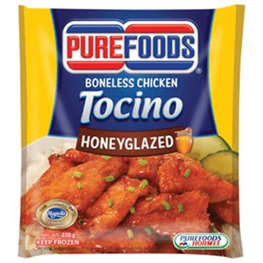 Purefoods Boneless Chicken Tocino 220g