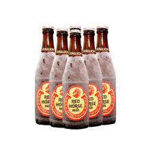 Load image into Gallery viewer, Red Horse Stallion 330ml - Case of 24 Bottles