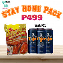 Load image into Gallery viewer, Stay Home Pack P499 Save P20