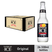 Load image into Gallery viewer, Tanduay Ice Original 330ml - Case of 24 Bottles