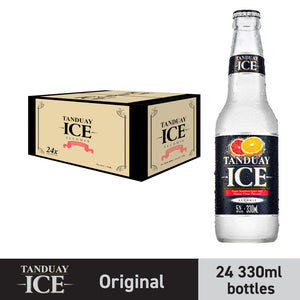 Tanduay Ice Original 330ml - Case of 24 Bottles