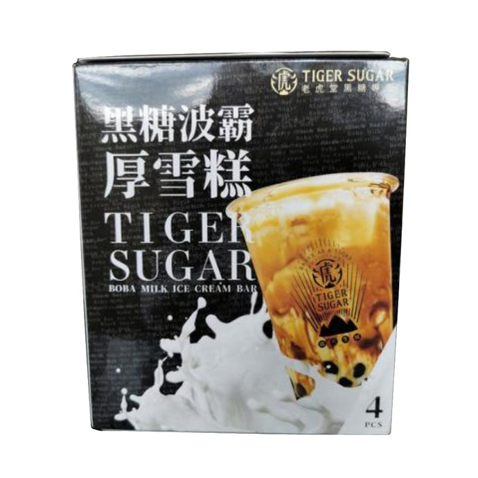 Tiger Sugar Ice Cream Bar 320g (80g x 4)