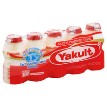 Load image into Gallery viewer, Yakult Cultured Milk 80g | 5pcs