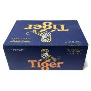 Tiger Black 500ml Can - 1 case