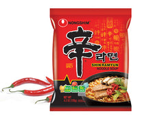 Load image into Gallery viewer, NONGSHIM Shin Ramyeon 120g
