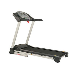Sunny Health & Fitness SF-T7515 Smart Treadmill with Auto Incline