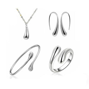 Alloy Jewellery Set