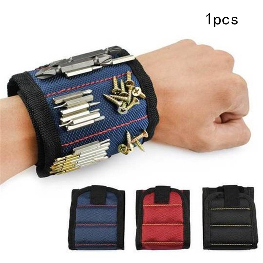Portable Electrician Wristband Toolbag