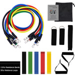 Exercise Resistance Bands 11pcs/set