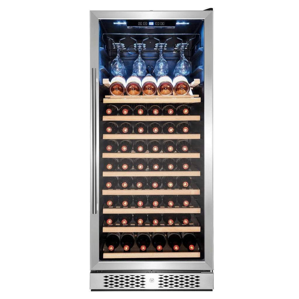 Single Zone Freestanding Compressor Wine Cooler
