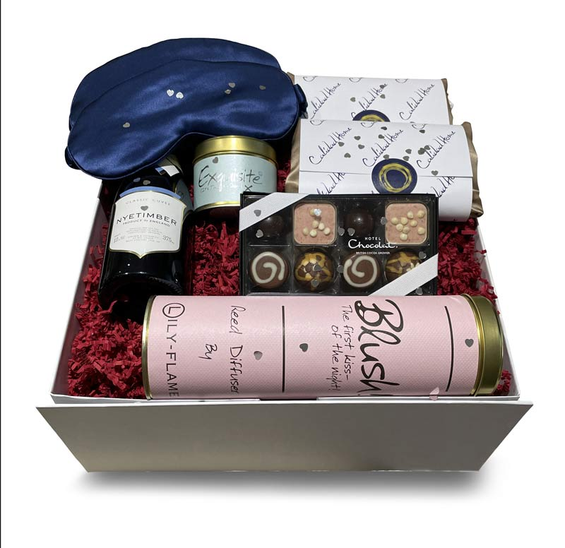 Wedded Bliss Wedding Gift box