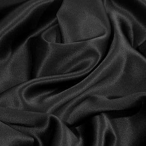 Black Silk Pillowcase - Calidad Home