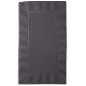 Charcoal Bath Mat - Calidad Home
