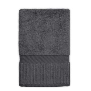 Charcoal Bath Sheet - Calidad Home