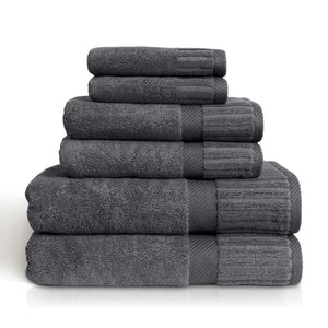 Charcoal Turkish Cotton Towel Bale - Calidad Home