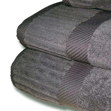 Load image into Gallery viewer, Charcoal Turkish Cotton Towels - Calidad Home