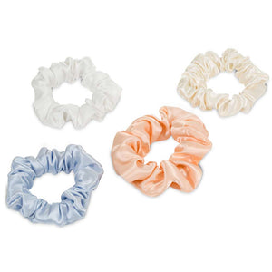 Set Of Scrunchies In A Gift Box - Calidad Home