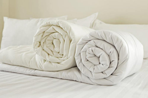 Silk Filled Duvets - Calidad Home