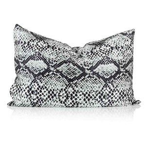 Snake Skin Print Silk Pillowcase - Calidad Home