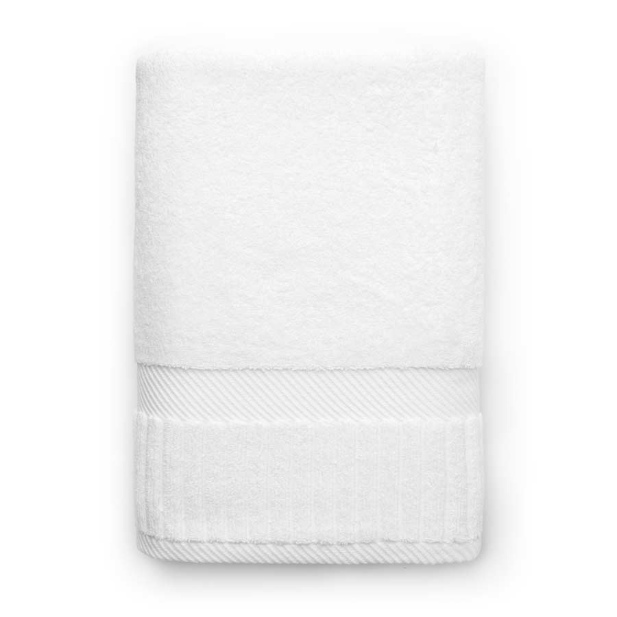 White Bath Sheet - Calidad Home