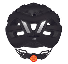 Load image into Gallery viewer, Limar Urbe E-Bike High Visibility Helmet - Matt Black