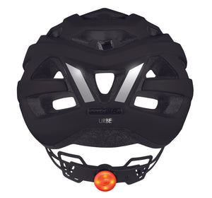 Limar Urbe E-Bike High Visibility Helmet - Matt Black