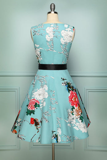 Light Blue 1950s - ZAPAKA