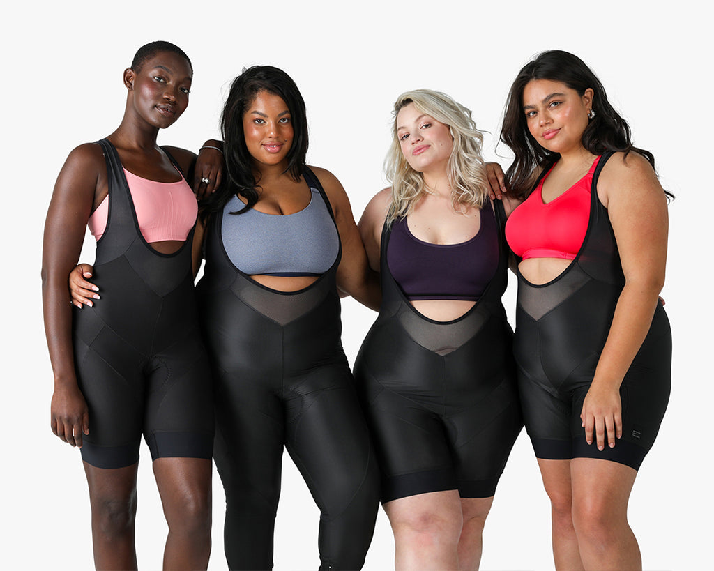 Plus Size Cycling Clothing is here!