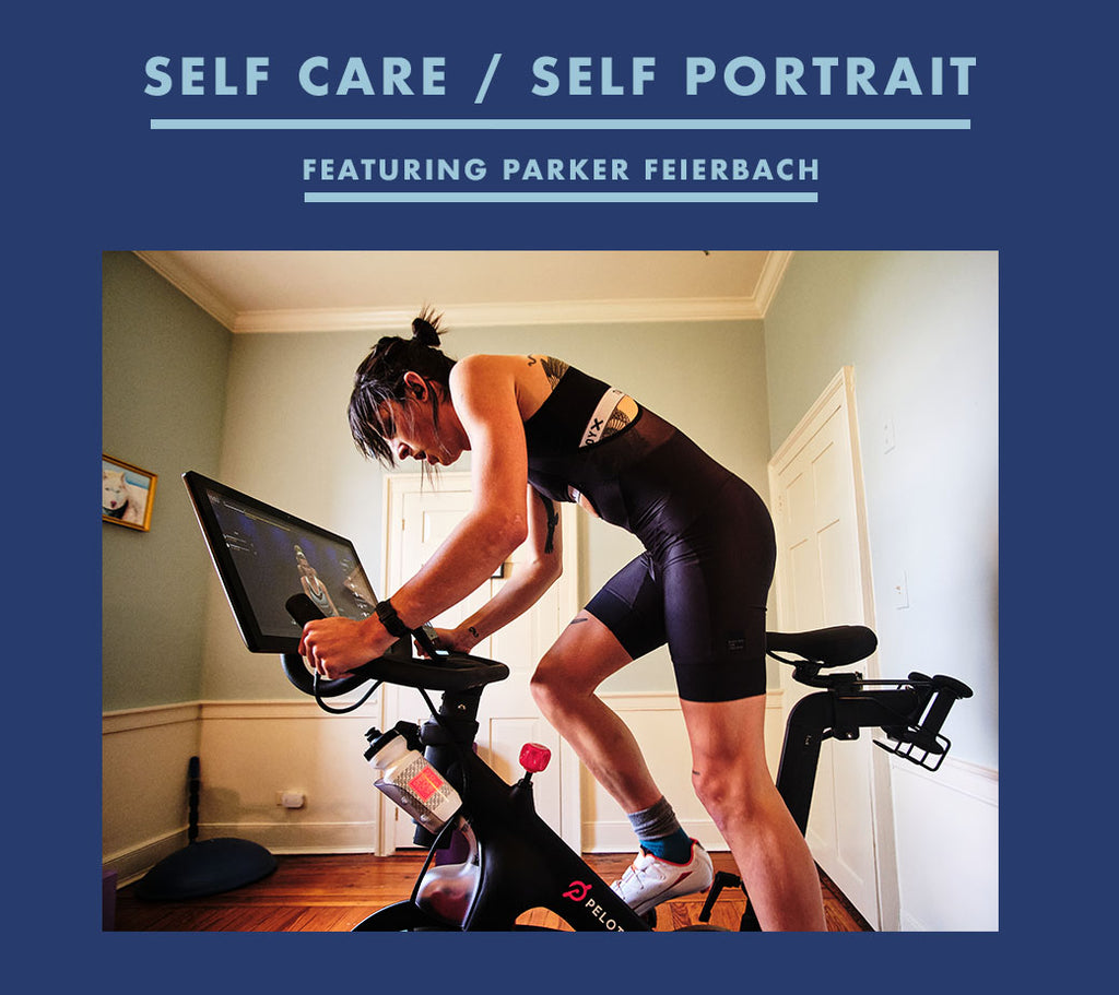 Self Care / Self Portrait: Parker Feierbach