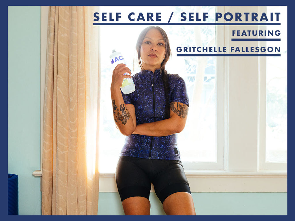Self Care / Self Portrait: Gritchelle