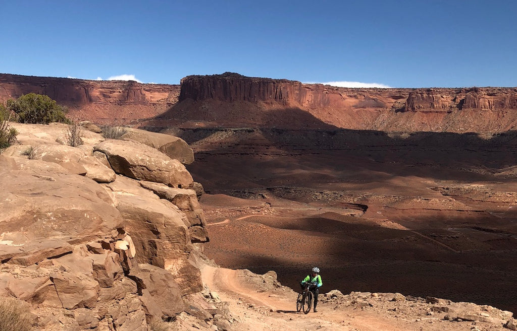Gravel Bike Adventures: White Rim in A Day