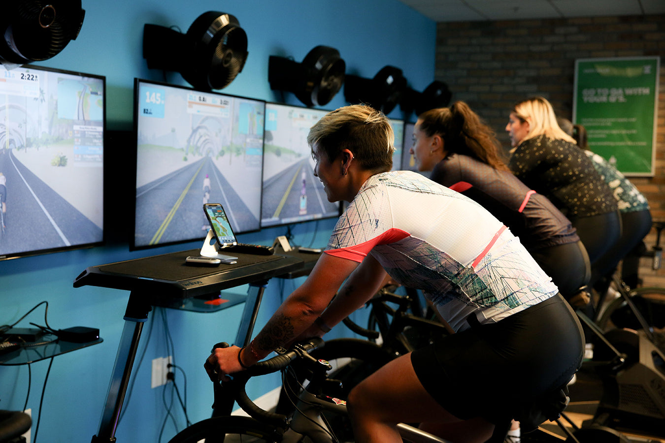 Zwift with Us: La Grange & SDBC Race Teams!