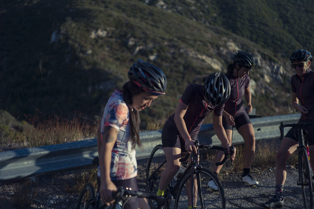 Self-Deprecation and the Female Cyclist