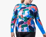 The Summerweight Long Sleeve in Mosaic