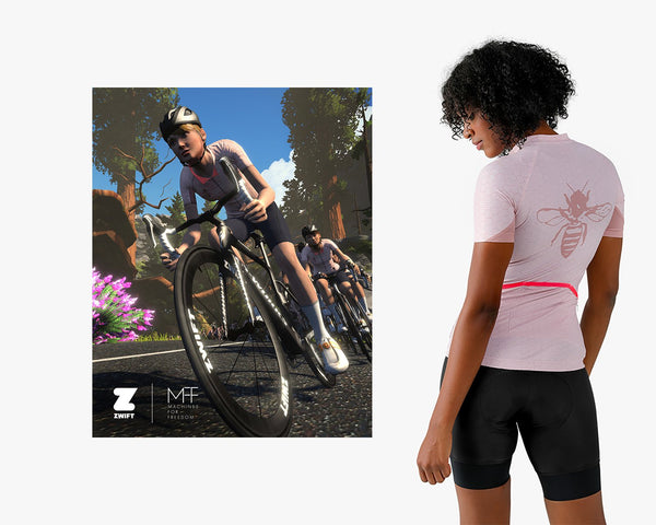 Zwift x Machines // The Limited Edition Hive Collection Bundle