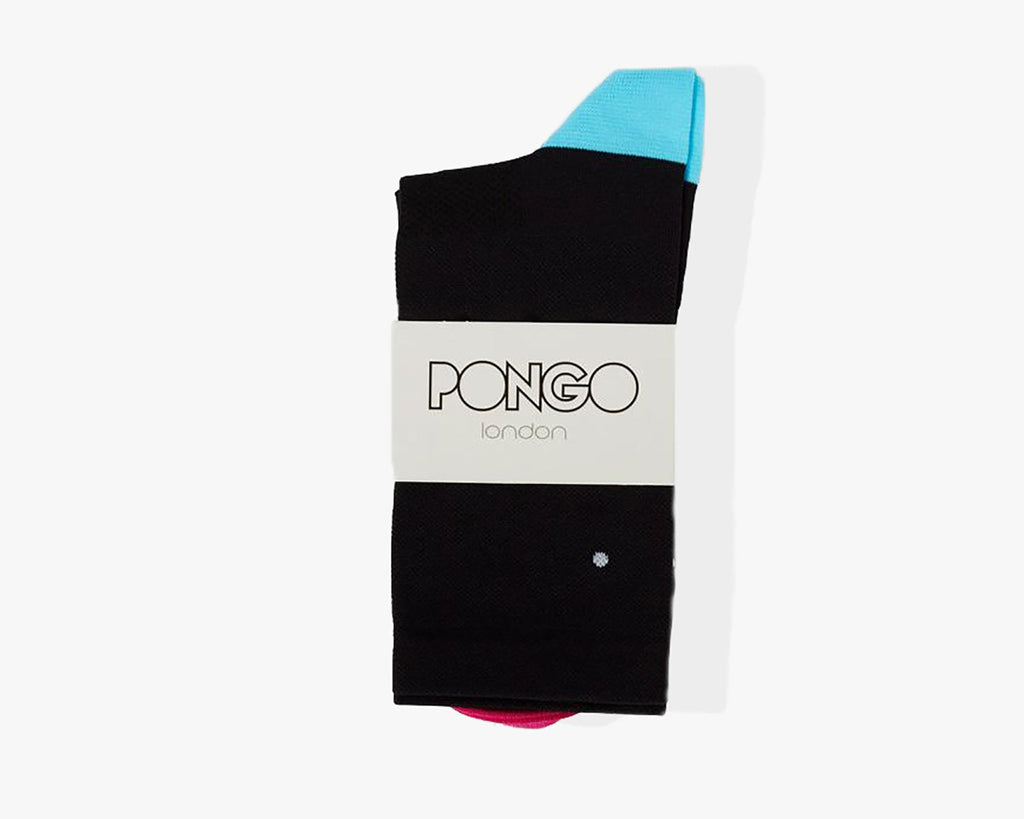 Pro Classic Socks by Pongo London // Black