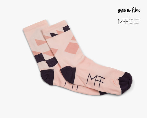Geo Cycling Sock