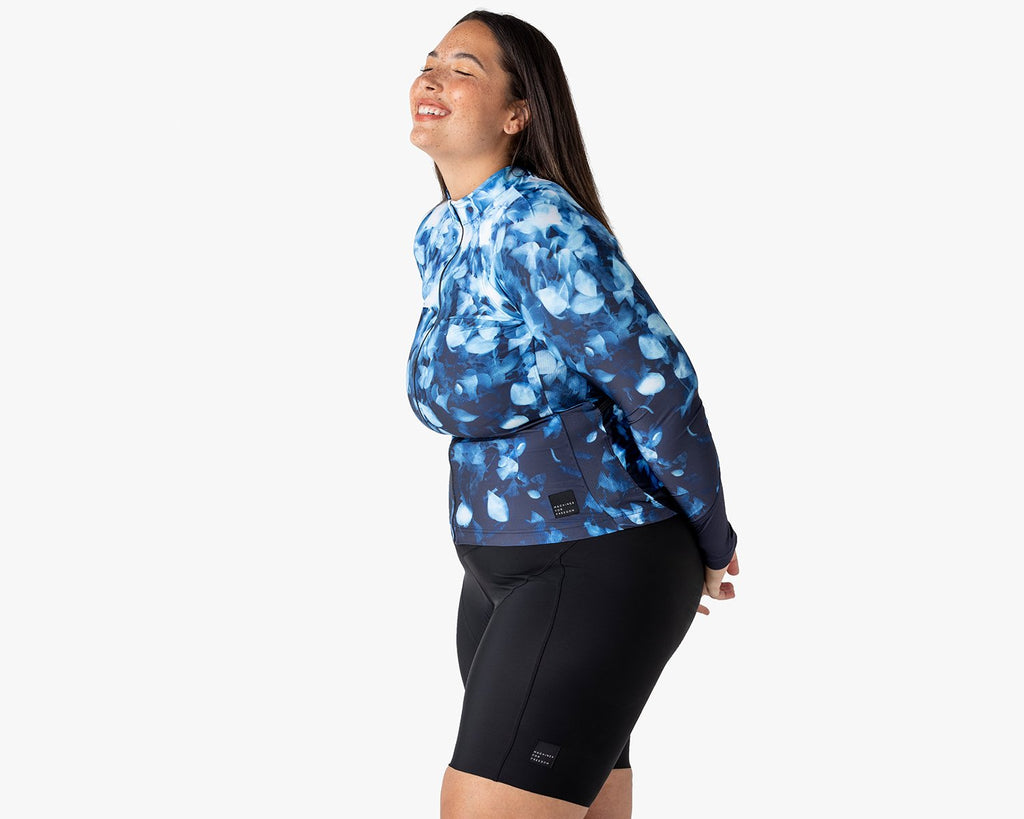 The Summerweight Long Sleeve in Moonlight